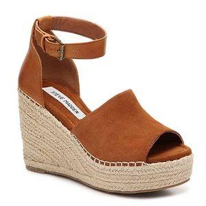 Steve Madden Jaylen platform wedge sandals